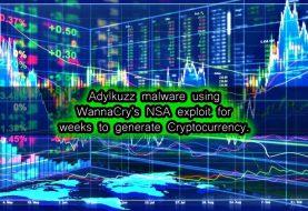 CryptoMining malware Adylkuzz using the same vulnerability as WannaCry