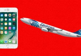 iPhone - the likely cause of the EgyptAir Flight 804 crash