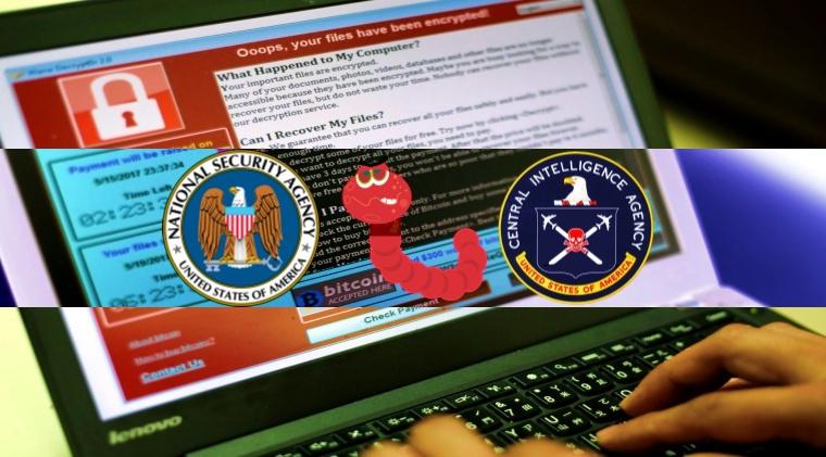 Microsoft Slams NSA over WannaCry Ransomware Attack