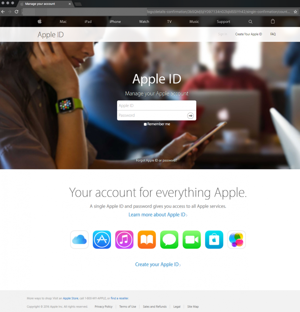 Electronic Real Id Application: New ICloud Phishing Scam Steals Credit Card Data, Access