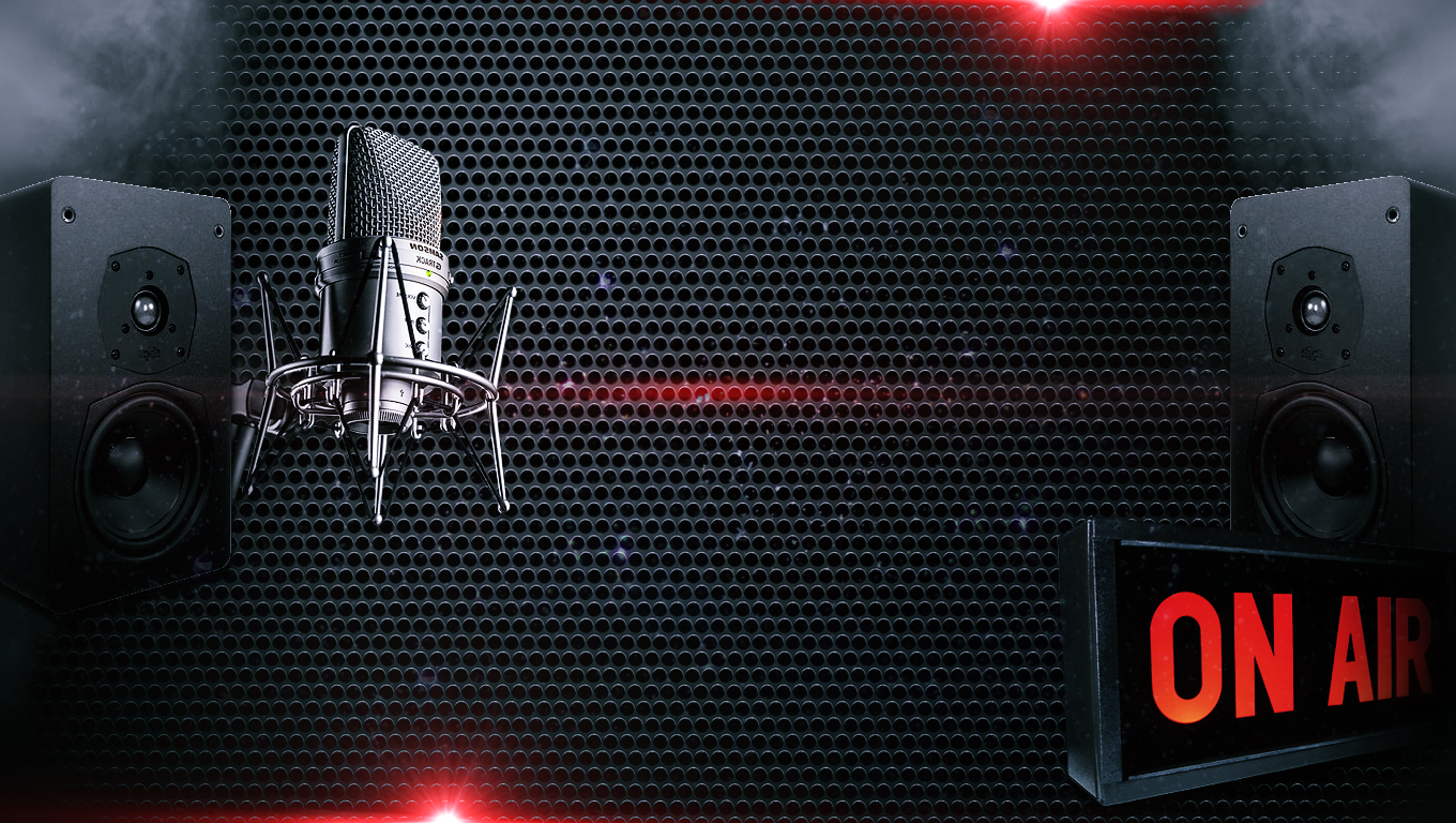 Radio Studio Background Related Collection 16 Wallpapers
