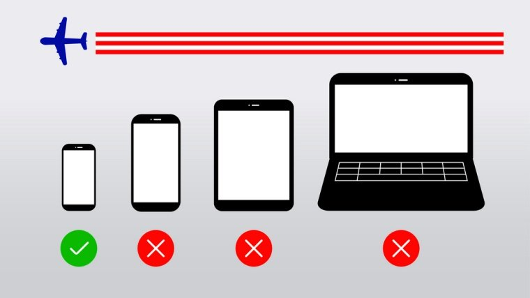 US May Expand Laptop Ban to All International Flights