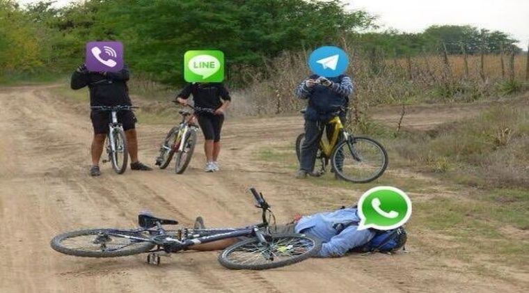 You are not alone; WhatsApp is down for many (Updated)