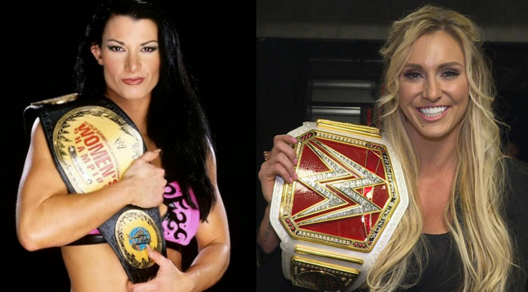 WWE Divas Charlotte Flair, Victoria Latest Victims of Leaked Photos