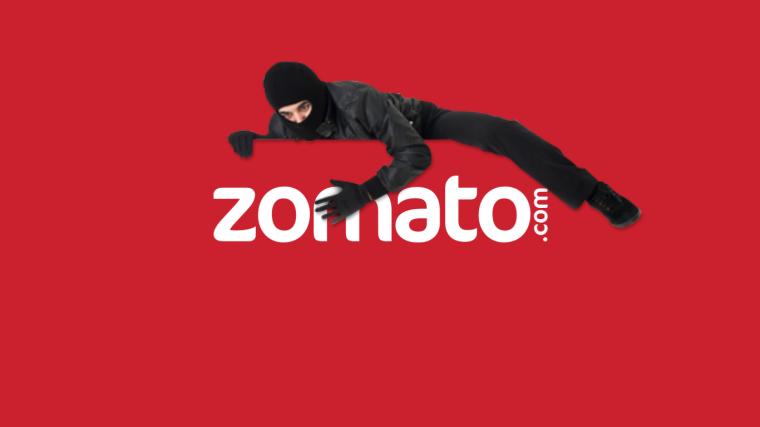 Zomato Hacked; 17 Million Accounts Sold on Dark Web