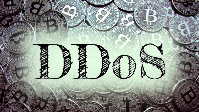 ddos bitcoin)