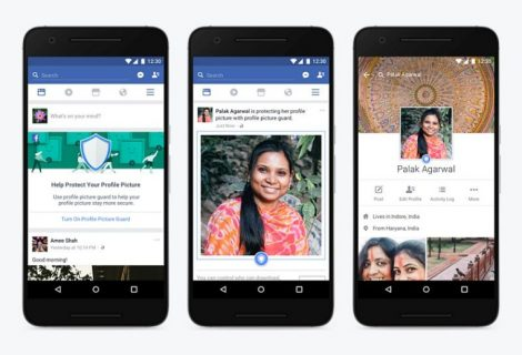 Facebook's new feature to prevent misuse of profile pics