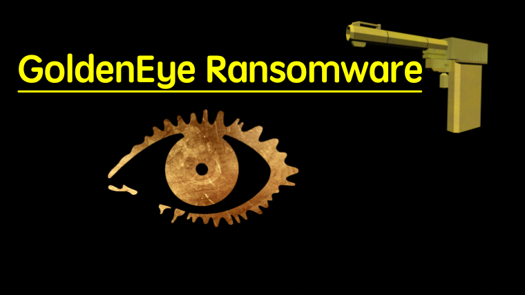 Massive Goldeneye Ransomware Attack Hits Users Worldwide