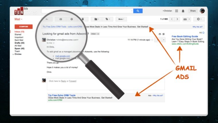 Google to stop scanning user emails for Gmail ads
