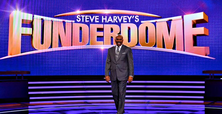 "Hackers Leak First 8 Episodes of Steve Harvey's ""Funderdome"" TV Show"
