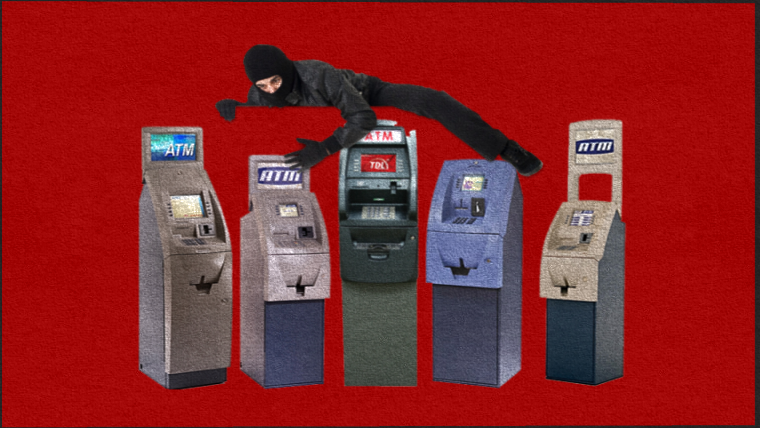 Hackers Using Chinese Malware to Rob ATMs Using Outdated Windows XP