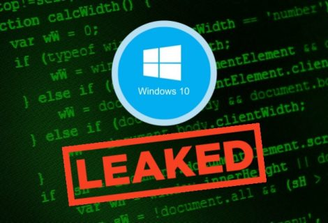 Someone leaked 32TB of Windows 10 internal builds and source code