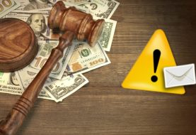 US Judge falls for email scam; loses $1 million