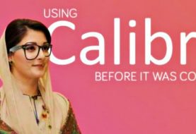 Microsoft' Calibri font hinges Pakistan's entire government