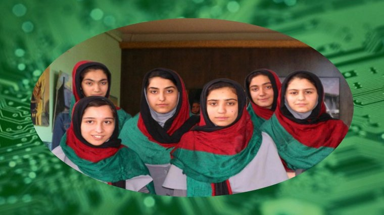 Afghan robotic team of girls denied US visa