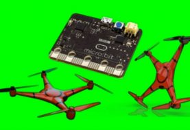 Airborne Drones can be hijacked using $15 BBC' Micro:bit