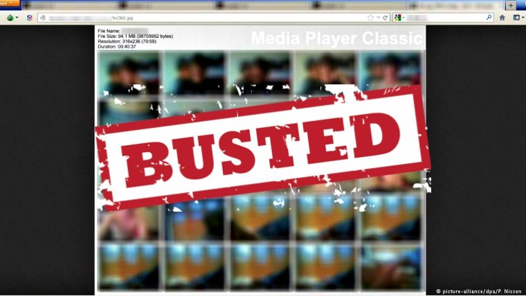 Authorities Shut Down Major Dark Web Child Porn Platform