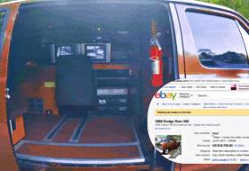 FBI's Surveillance Van Sold on eBay for US $18,700