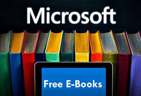 Giveaway: Download Millions of Free Microsoft E-books