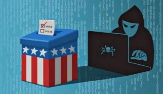 For hackers at Defcon hacking US voting machine was a piece of cake