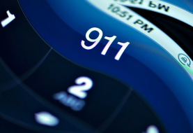 Watch: Man's smartphone reboots every time he calls 911