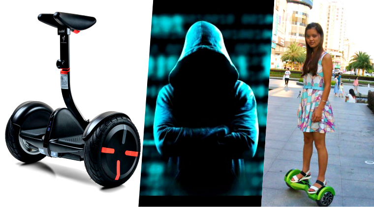 Remotely Controllable Hoverboards Latest Target of Hackers