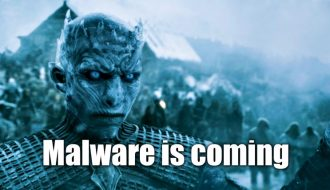Beware; Game of Thrones Spoilers Email Installs Malware
