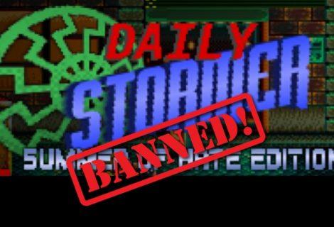 GoDaddy bans neo-nazi DailyStormer website