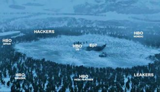 HBO hackers threaten to leak Game of Thrones' season finale