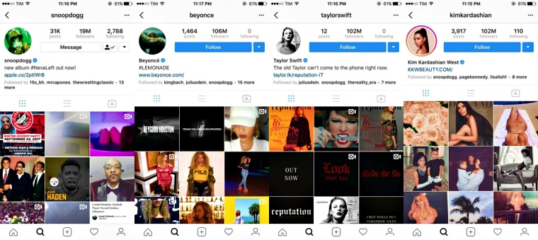 Instagram hacked; data of top celebrities stolen and traded