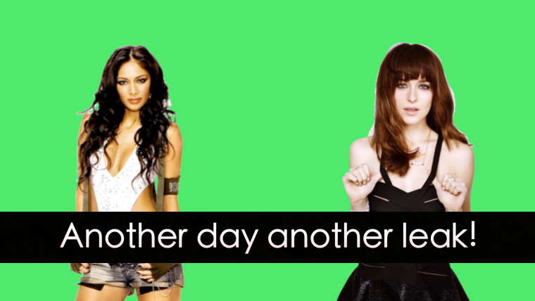 Leaked: Private Photos of Nicole Scherzinger, Dakota Johnson and Addison Timlin