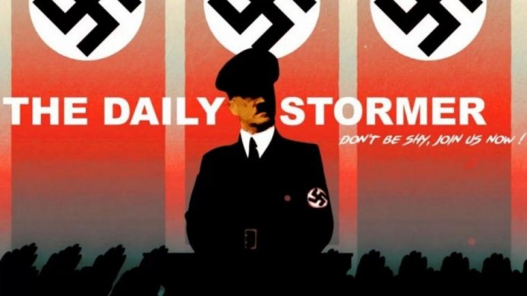 Neo Nazi site DailyStormer moves to dark web that's as good as dead