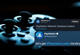 Sony Hacked Again: OurMine Hacks PlayStation' Twitter and Facebook