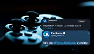 Sony Hacked Again; this time its PSN' Twitter and Facebook by OurMine