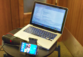Speakers and Mics hacked to turn Music Into Surveillance Tool
