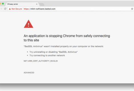 Google Chrome will warn users of 'man in the middle' attack