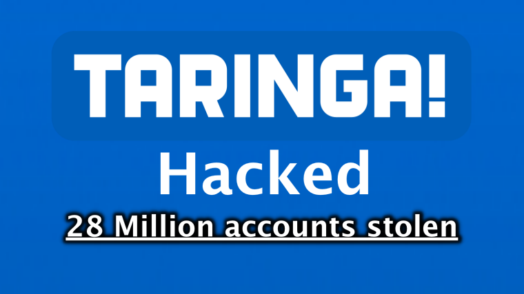 Latin American social media giant Taringa hacked; 28M accounts stolen