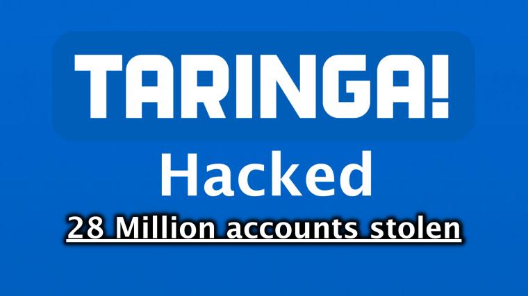 Latin American social media giant Taringa hacked; 28M accounts stolen
