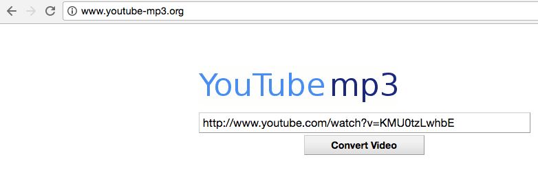 YouTube-MP3 Converter Site Shut Down After Labels Win Lawsuit