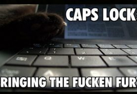 TODAY IS 22nd Oct 2017, AND IT'S CAPS LOCK DAY