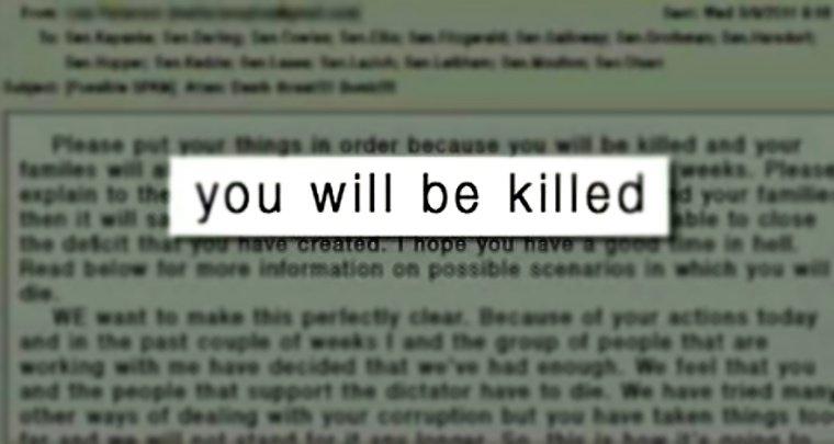 'Dark Overlord' Hackers Leak Student Data After Sending Death Threats