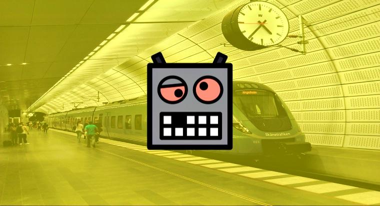 DDoS attacks on Sweden' Transport Agencies Delay Train Service