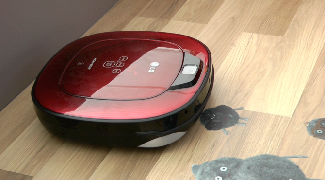 Researchers hack vacuum cleaner; turn it into perfect spying device