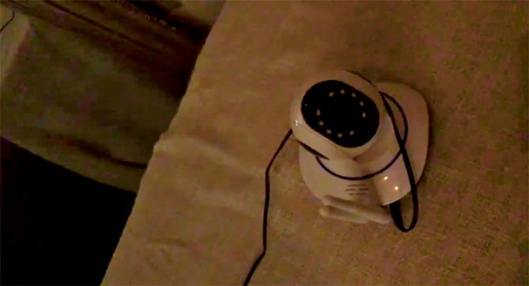 Watch Stranger Saying 'Hola Senorita' After Hacking Woman' Security Cam
