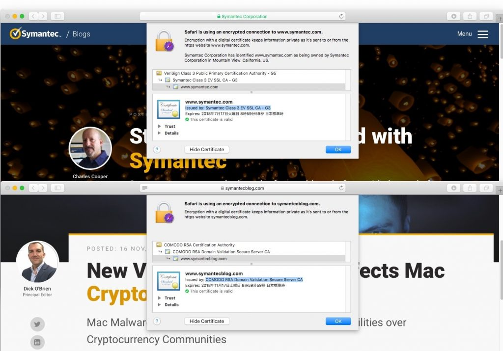Fake Symantec blog caught spreading Proton Malware against Mac