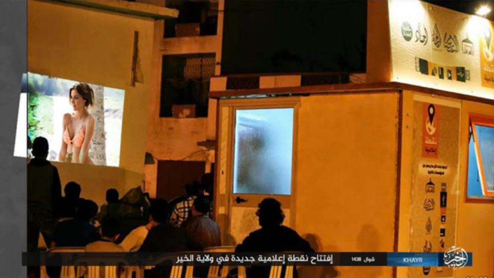 Anonymous Muslim Group Confusing ISIS with Fake News and Pornography