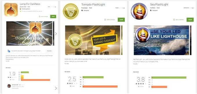 BankBot banking malware found in flashlight and solitaire apps