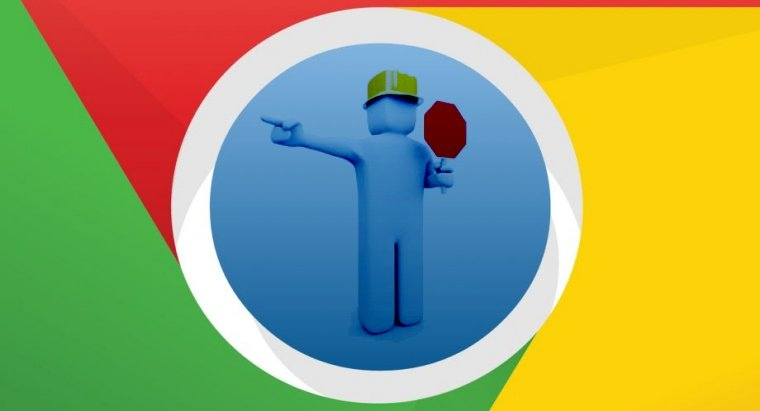 Google Chrome will automatically block forced website redirects