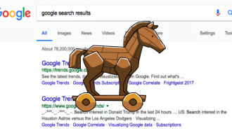 Google Search Results Exploited to Distribute Zeus Panda Banking Trojan