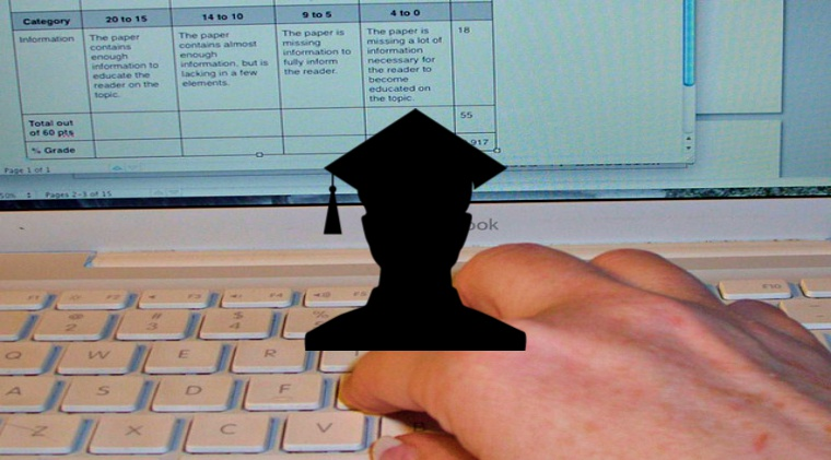 Student Arrested For Using Keylogger and Changing Grades 90 Times